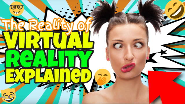 Featured image illustratess Virtual Reality Explained.