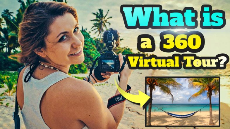 What is a 360 Virtual Tour.